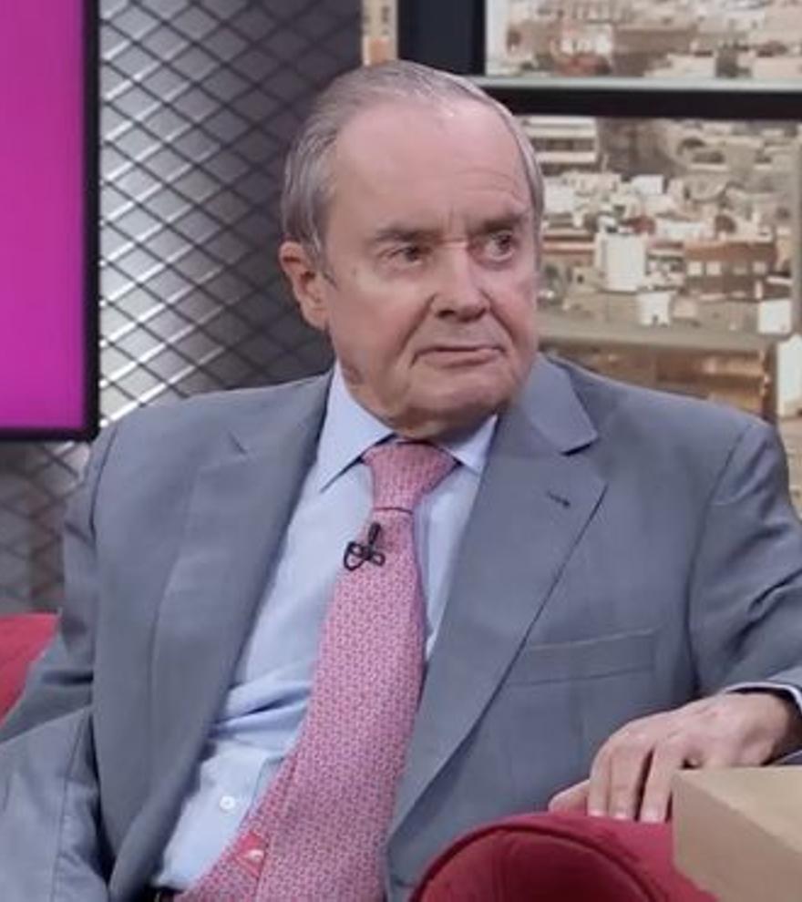 José Antonio Maldonado, el mítico hombre del tiempo de TVE, reaparece 13 años después