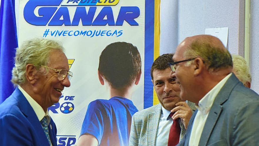 La Federación Canaria y la Dirección General de Deportes refrendan la continuidad de 'Ganar'