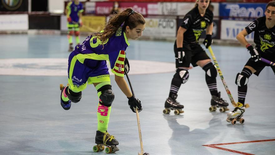Blanca Garcia i Laura Crespo, de l'Igualada FHPC, seran a l'Eurohockey Cup Fem-17