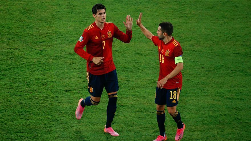 El partido de España competirá por la audiencia con 'laSexta noche' y 'Ocho apellidos vascos'