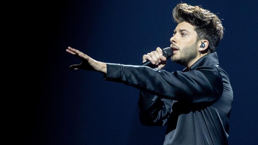 """Blas Cantó: """"Eurovisión me ha hecho más fuerte, como músico y también como ser humano"""""""