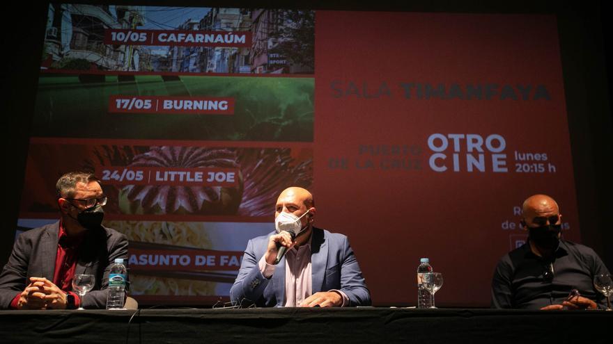 El cine regresa a Puerto de la Cruz