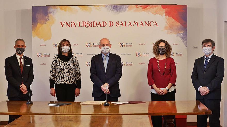 José Luis Pérez toma posesión como director de la Politécnica de Zamora