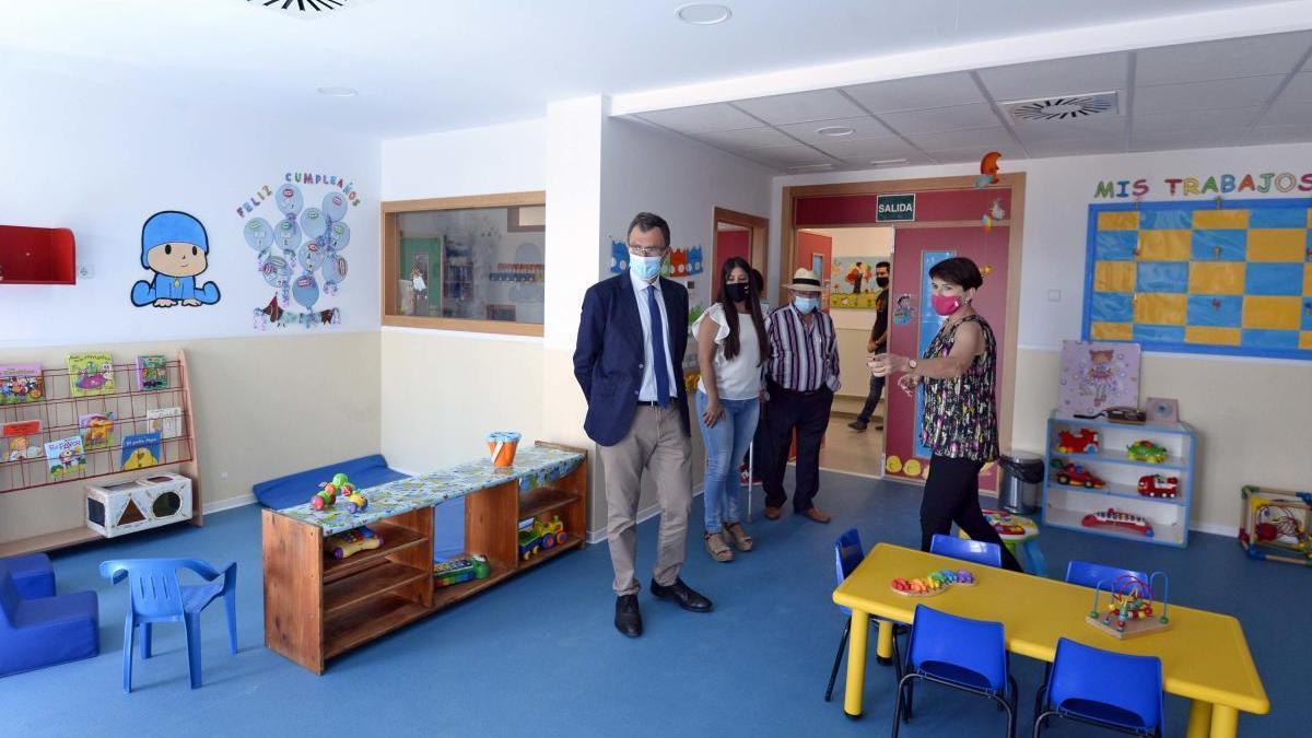Consulta el plan de 'vuelta al cole' para las Escuelas Infantiles de Murcia