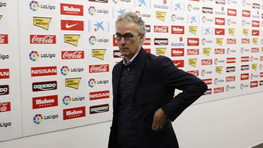 Torrecilla, el elegido por el Zaragoza para ocupar la dirección deportiva