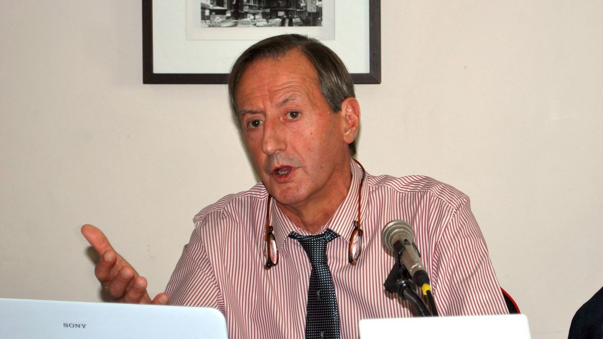 Luis Casqueiro, director del Instituto Social de la Marina.