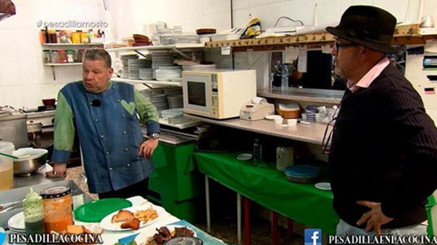 'Pesadilla en la cocina' regresa con Chicote metido en una pelea