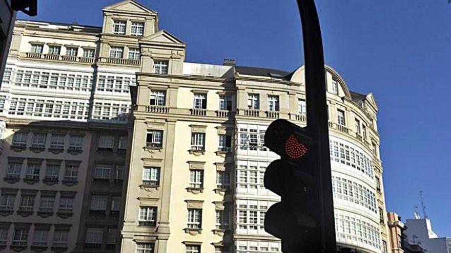 El Concello inicia el cambio del plan general para declarar singular el edificio Fenosa