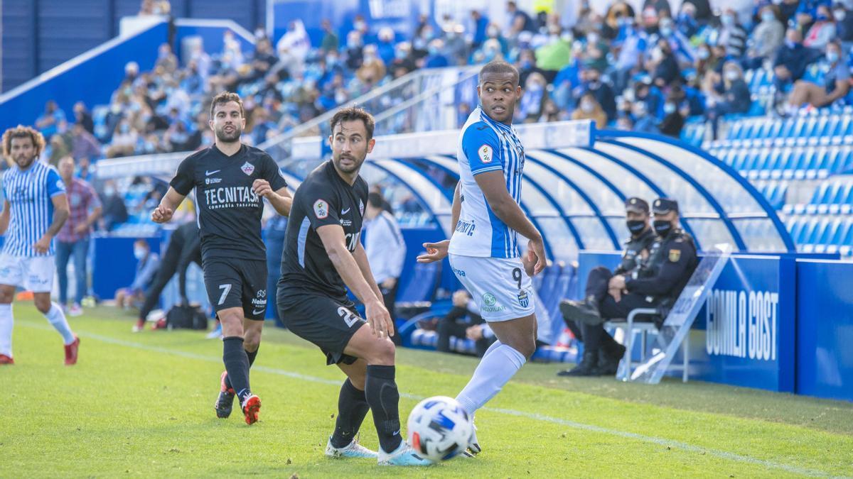 El Atlético Baleares perdió en casa con el Sanse (0-1) en la primera vuelta