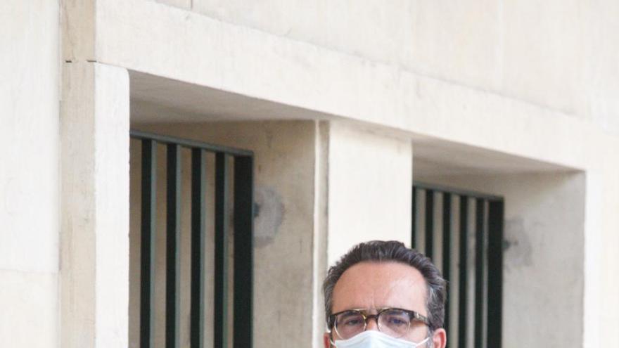 Tercera sesión de las declaraciones por los presuntos amaños del PGOU de Alicante
