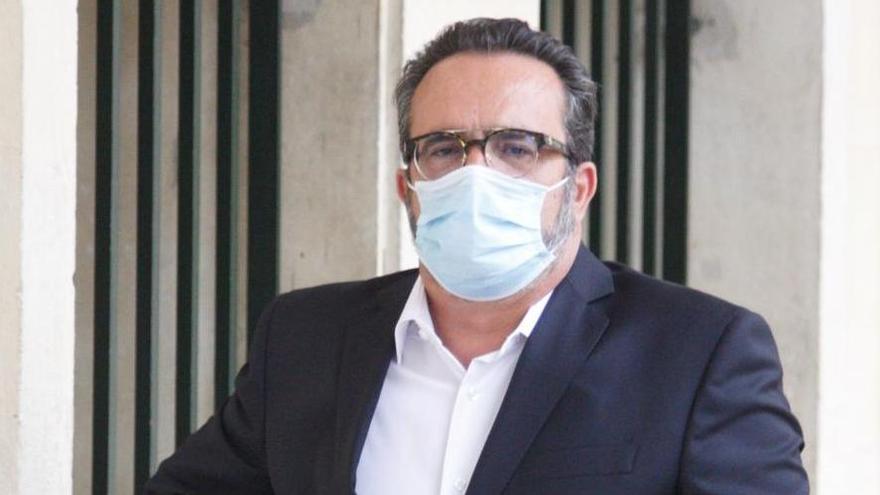 """Gutiérrez pregunta a Briones: """"¿Señor fiscal, tiene usted claro el procedimiento de tramitación de las alegaciones?"""""""