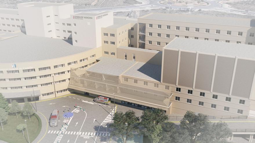 Los servicios médicos recuperan a un trabajador de una parada cardíaca tras desplomarse en la fábrica en la que trabajaba