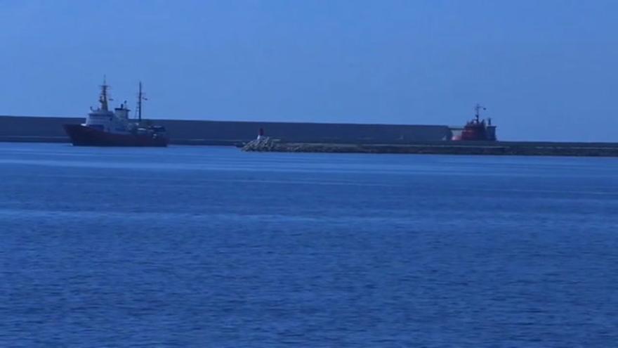 El Gobierno se pone ahora de perfil y da largas al buque 'Aquarius'