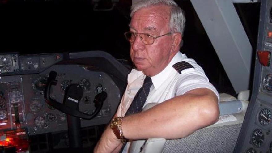 Fallece el piloto de la compañía  Pan Am del accidente de Los Rodeos
