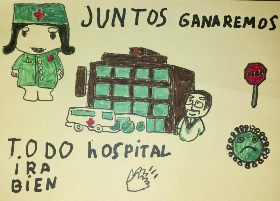 El hospital de Xàtiva celebra el Día del Niño y la Niña Hosptalizados