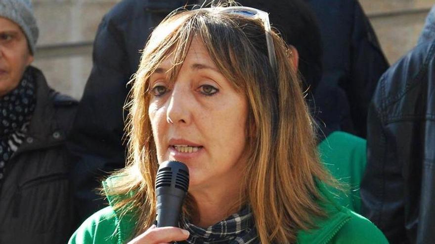 Muere la fundadora de la plataforma de afectados por la hipoteca Vigo-Tui