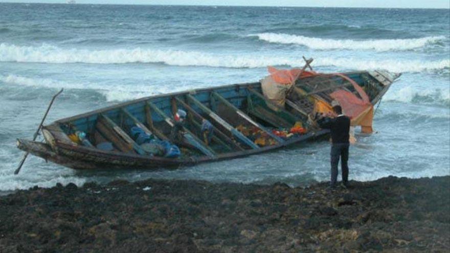 Familias marroquíes buscan en Gran Canaria a 32 desaparecidos en una patera