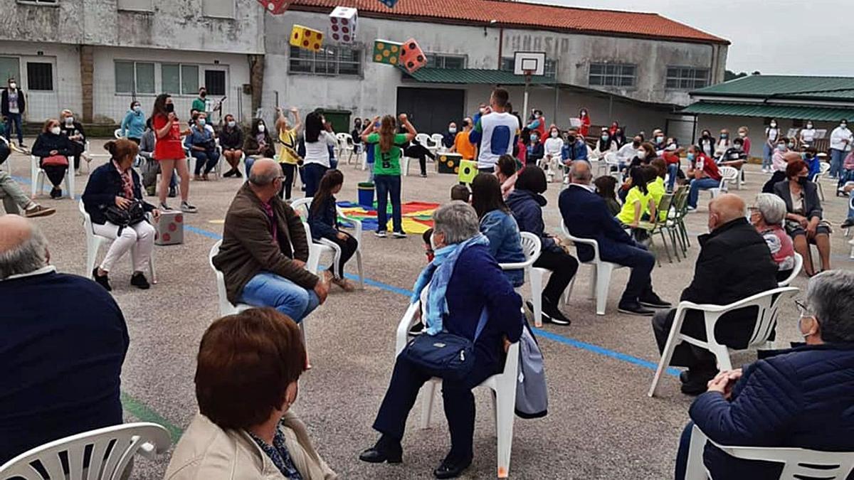 La Banda de Música de Agolada actúa el domingo en Boqueixón