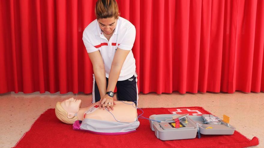Cruz Roja forma a 700 cordobeses en primeros auxilios