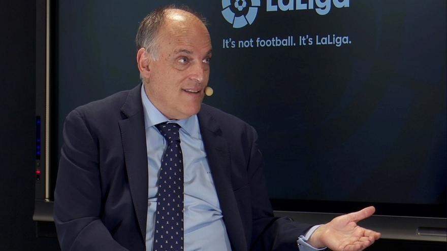 La Superliga restará 1.720 millones al fútbol español, según LaLiga