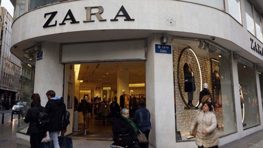 Inditex y el Grupo Tendam (Cortefiel) cierran todas sus tiendas en España