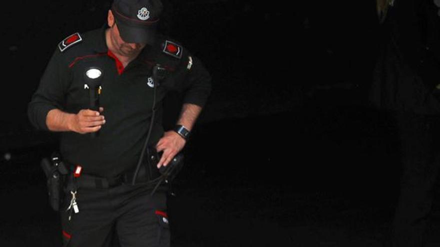 Detenido otro menor de edad por la paliza a un joven en Amorebieta