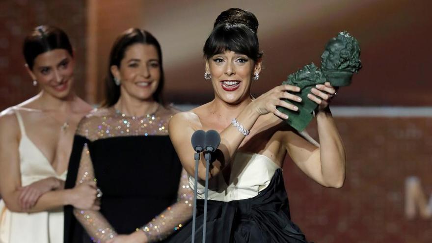 El Goya a la mejor actriz, para Belén Cuesta por 'La trinchera infinita'