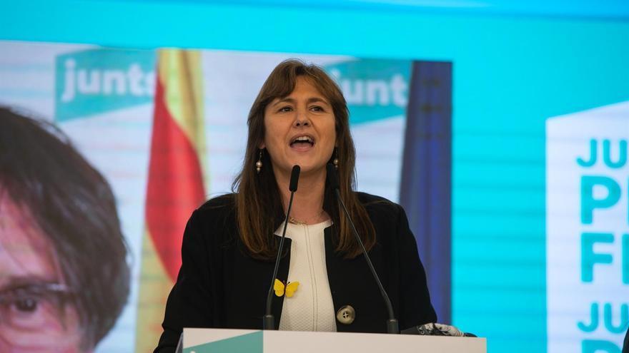 Laura Borràs será la presidenta del Parlament de Cataluña