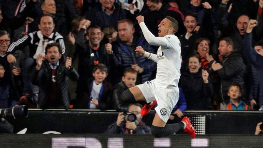 Copa del Rey: Los goles del Valencia - Betis (1-0)