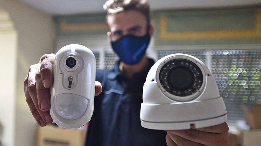 La pandemia aumenta la demanda de alarmas por miedo a las ocupaciones