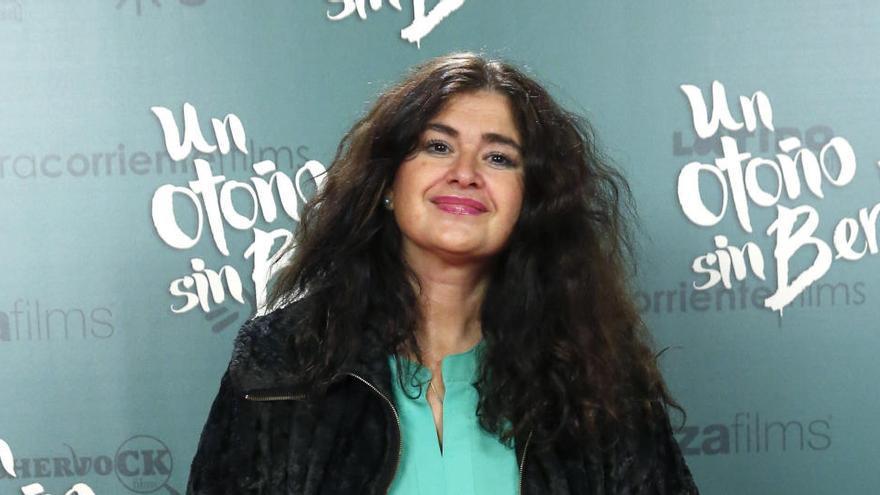 Lucía Etxebarria denuncia una campaña que pide la retirada de su último libro