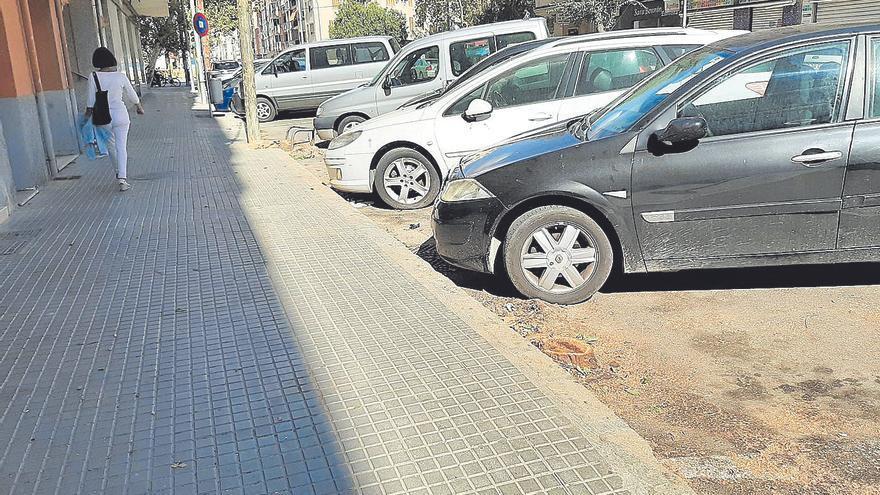 Encargadas las obras de mejora de la calle Pere II
