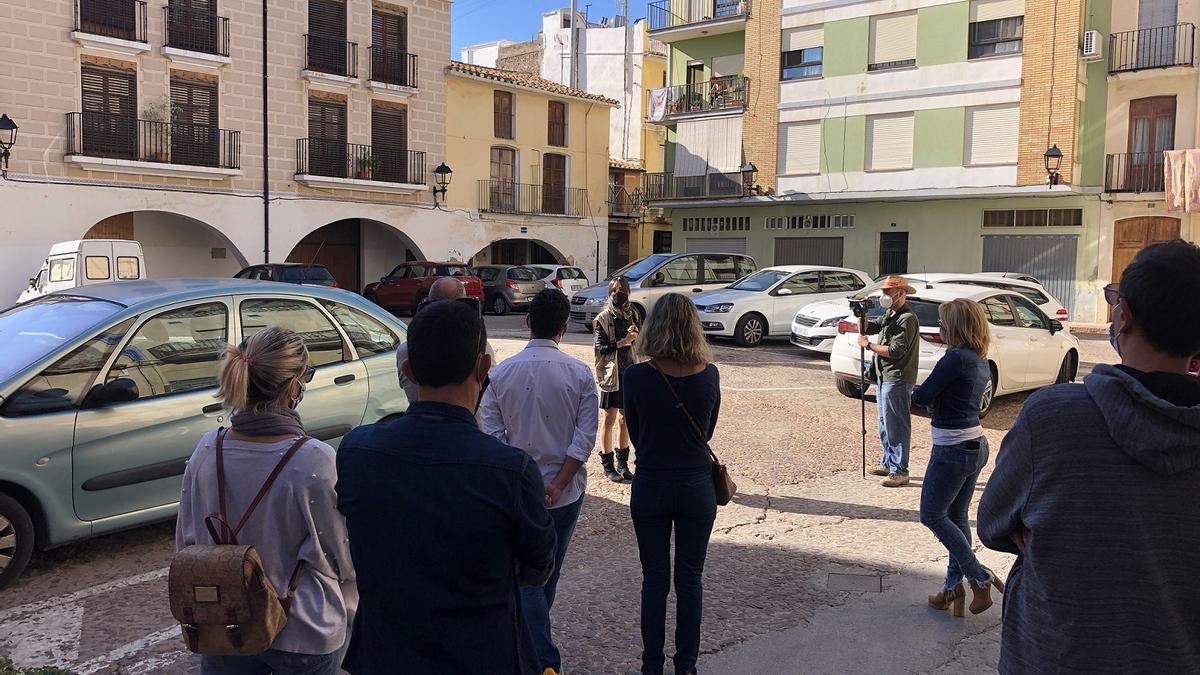 Almassora presentará el jueves el proyecto de reforma de la plaza Mayor