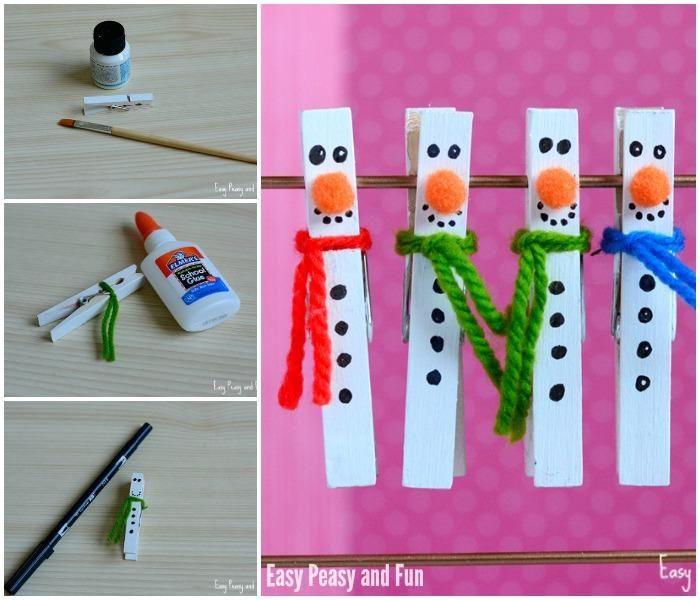 Manualidades de Navidad para hacer con niños