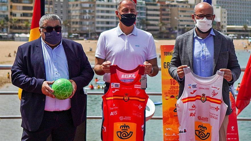 El Torneo Internacional de España pisa Las Canteras