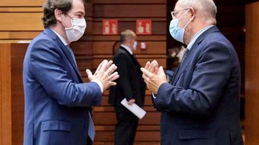 Igea defiende en las Cortes la gestión de la Junta tras el final del estado de alarma