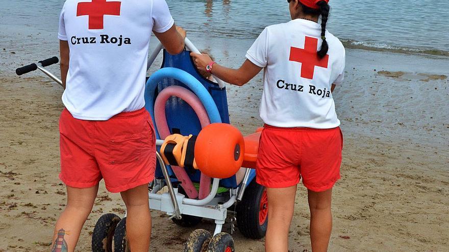 La organización del Turismo se fija en la accesibilidad de Las Canteras