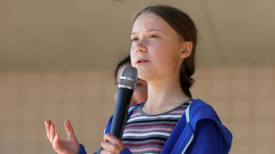 El Nobel de la Paz llega este año con Greta Thunberg como favorita improbable