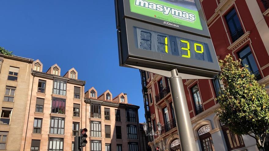 Tiempo en Asturias: El Principado pasa del granizo al sol en una semana marcada por las lluvias