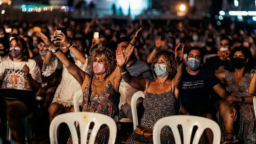 La industria musical valenciana pide a Sanitat avances en la desescalada para salvar al sector