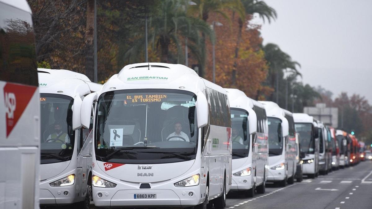 El transporte de viajeros en Córdoba cae un 47% por las restricciones de movilidad