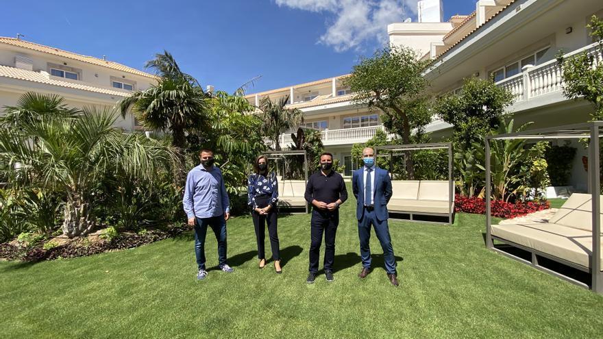 El primer hotel de La Nucía abrirá el 4 de junio