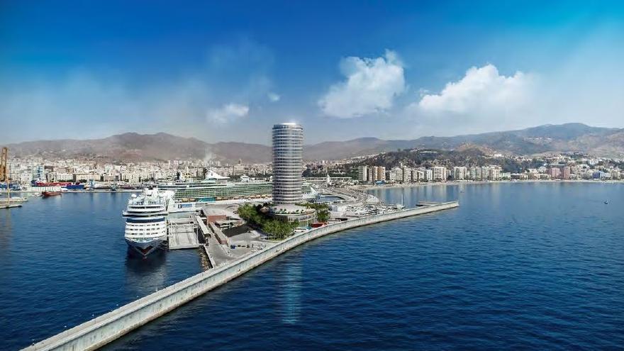 El PP acusa al Gobierno de boicotear el proyecto de la Torre del Puerto