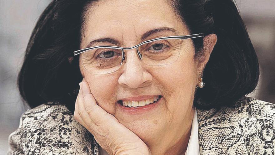 Rosario Álvarez: «Cuando investigo siento como si mis células no envejecieran»