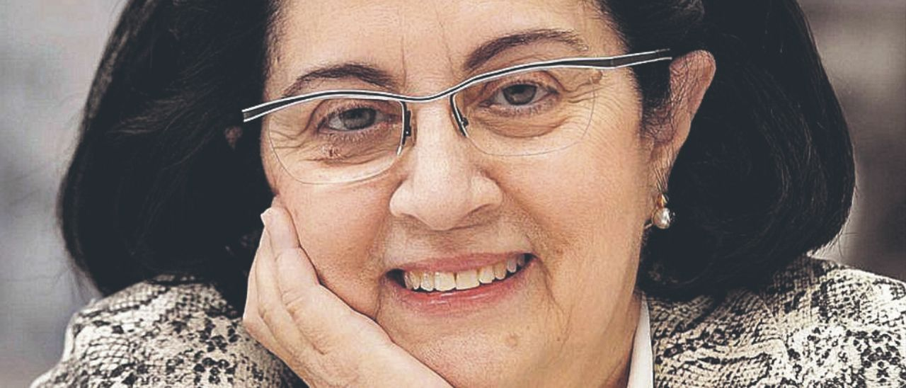 Rosario Álvarez.     CARSTEN W. LAURITSEN