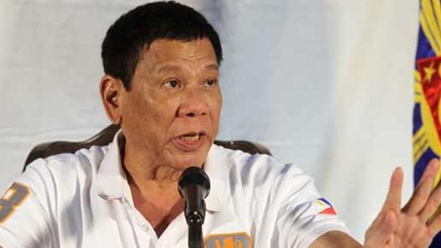 """El president filipí diu """"fill de puta"""" a Obama"""