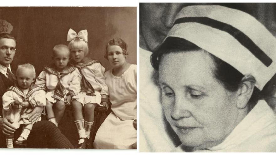Vida i mort: la  dura història d'una comare a Auschwitz