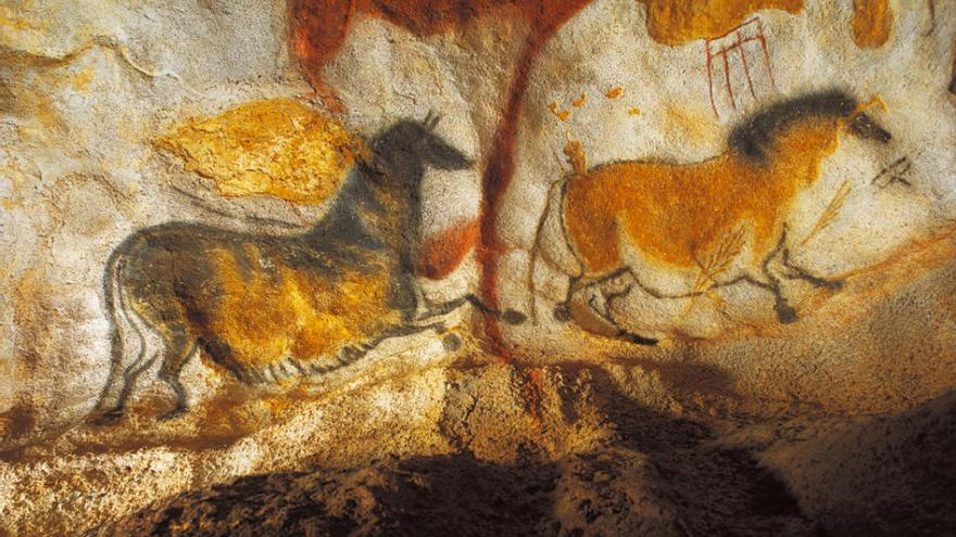 Requesens amaga una de les coves d'art rupestre més importants d'Europa