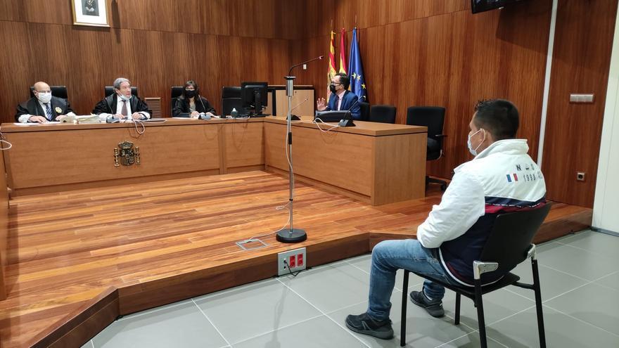 Un vecino de Zaragoza afronta 11 años de cárcel por violar a una menor en una fiesta