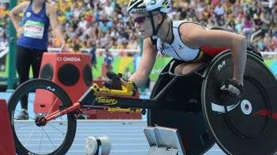 La campeona paralímpica Marieke Vervoort muere tras recibir la eutanasia